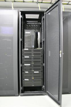 3S Datu centrā izvietotie serveri